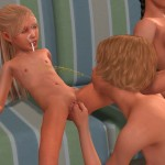 Sonofka Shotacon 3D Incest Family (65)