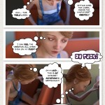Lisa's Bus Ride Lolicon 3D Comix (2)