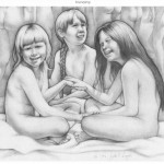 John Philip Wagner Lolicon Nudism Art Images (15)
