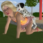 Tessi On The Playground Lolicon 3D Images (170)