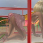 Tessi On The Playground Lolicon 3D Images (45)