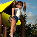 Kira Bill3D Lolicon 3D Images (1)