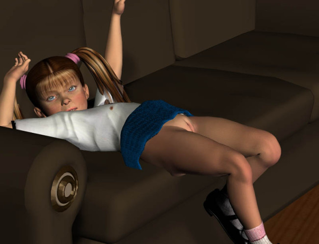 Kira Bill3D Lolicon 3D Images (2)