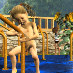 Dirty Games Lolicon Shotacon 3D Images (28)