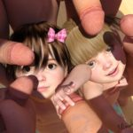 Toddlercon Lolicon 3D Images 6 (17)