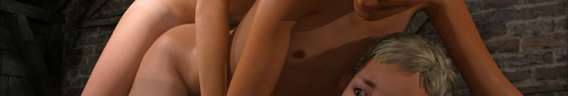 Once Upon a Time in NY 14 Yaoi Shota 3D Comix (38)